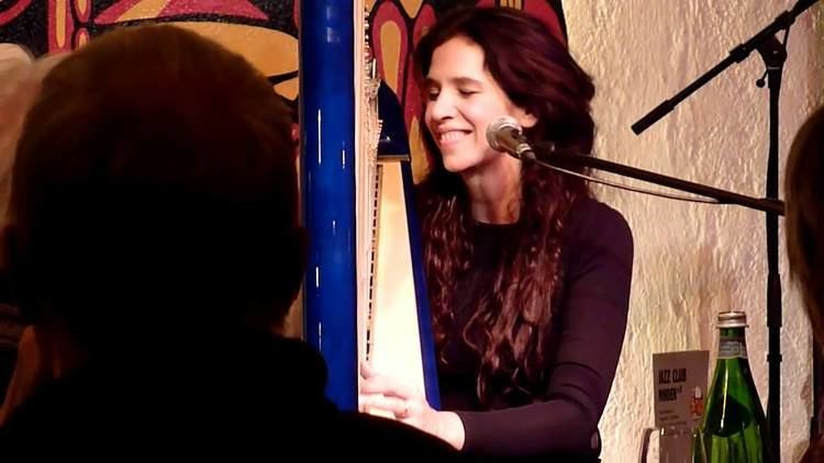 Cristina Braga Cristina Braga harpa bossa trio Jazz Club Minden 2011