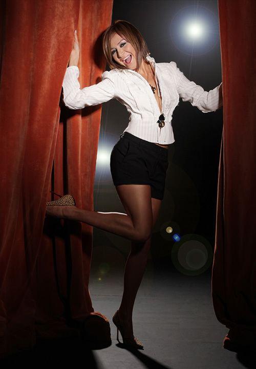 Cristina Eustace Cristina Eustace Our Latin American Idol D Magazine