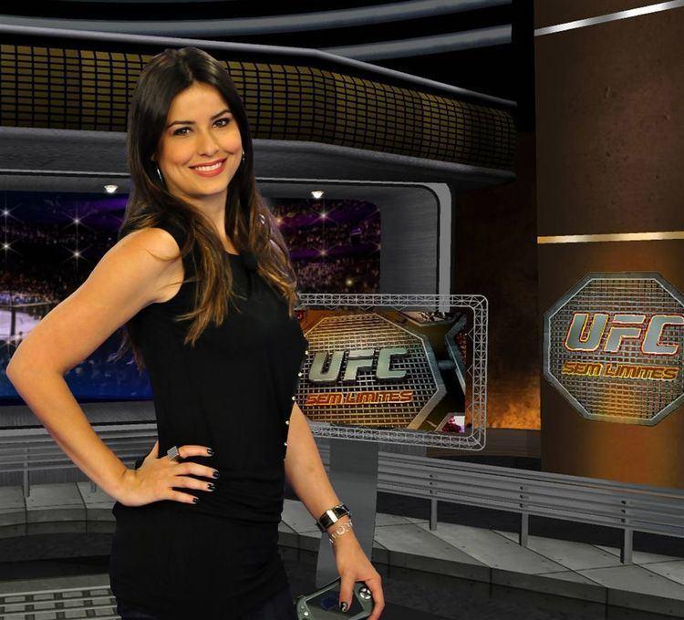 Cristina Lyra Hottest Female MMA Reporter Page 2 MMAjunkiecom MMA