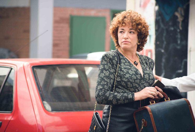 Cristina Marcos Cristina Marcos encuentra su sitio en Cuntame He estado dos