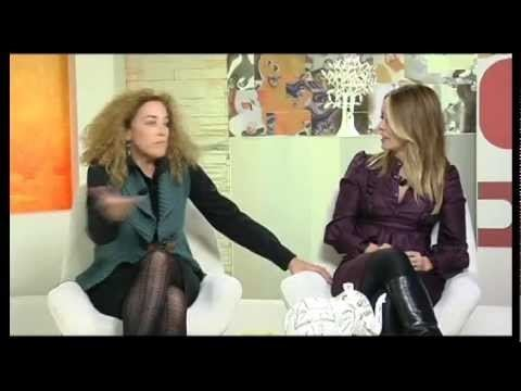 Cristina Marcos Mara Adnez y Cristina Marcos hablan de La escuela de la