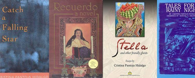 Cristina Pantoja-Hidalgo Cristina PantojaHidalgo A life of the mind and the heart Inkwell