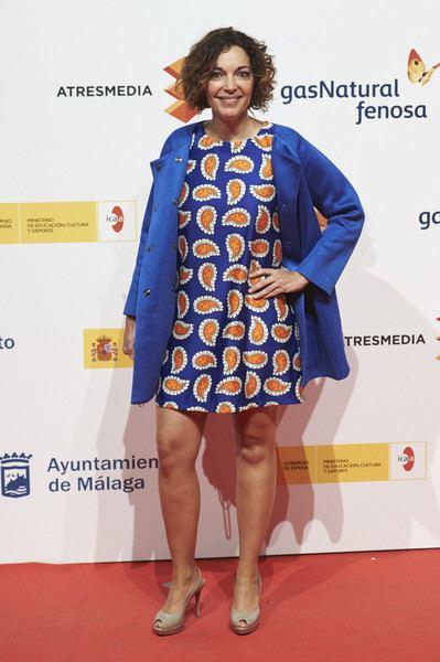 Cristina Plazas Cristina Plazas Photos Photos Malaga Film Festival Cocktail
