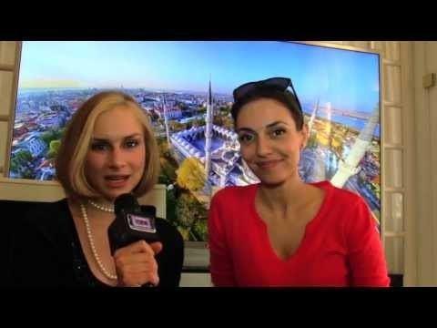 Cristina Serafini Interview with Actress Cristina Serafini YouTube