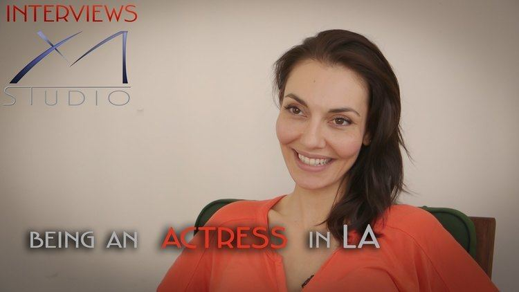 Cristina Serafini Cristina Serafini on being an actress in LA YouTube