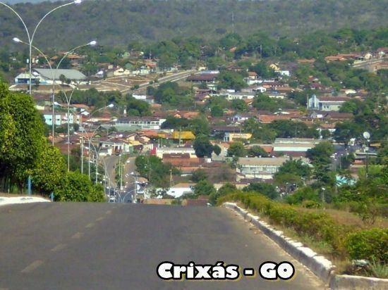 Crixás Goiás fonte: alchetron.com