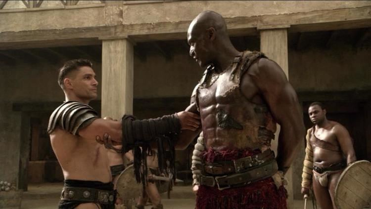 Crixus Spartacus episode guide and recap for episode 9 season 1 EW