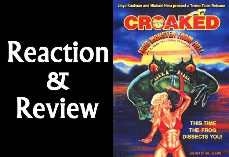 Croaked: Frog Monster from Hell Reaction Review Croaked Frog Monster From Hell YouTube