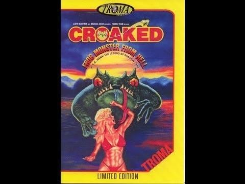 Croaked: Frog Monster from Hell Croaked Frog Monster From Hell YouTube