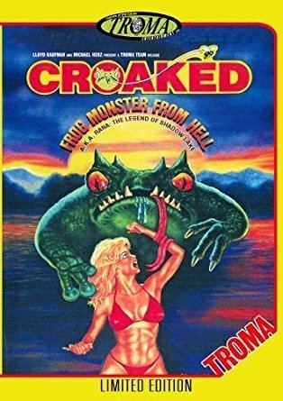 Croaked: Frog Monster from Hell Amazoncom Croaked Frog Monster from Hell Paul Callaway Bill