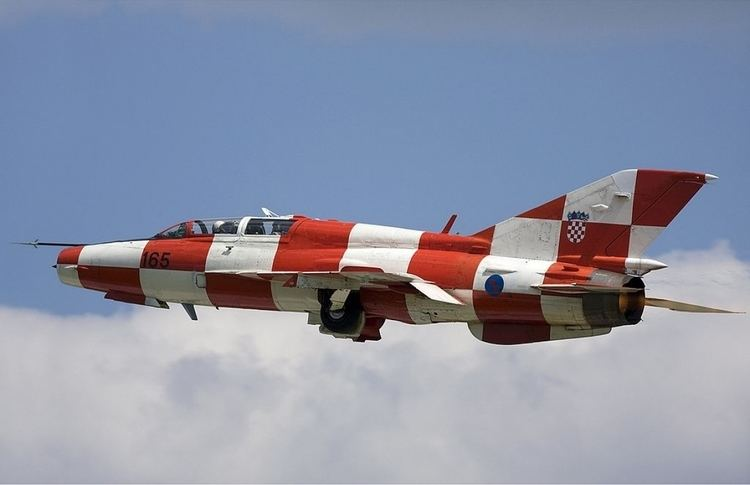 Croatian Air Force and Air Defence Croatian Air Force Intercepts Passenger Aircraft due to Bomb Threat
