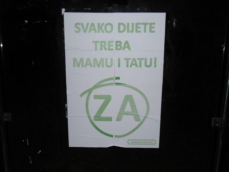 Croatian constitutional referendum, 2013
