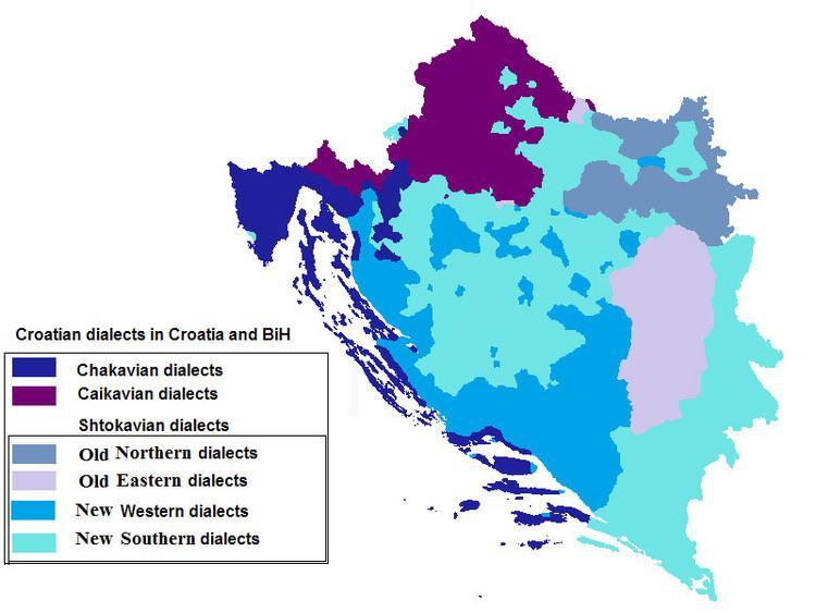 Croatian language