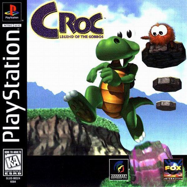 Croc: Legend of the Gobbos img1gameoldiescomsitesdefaultfilespackshots