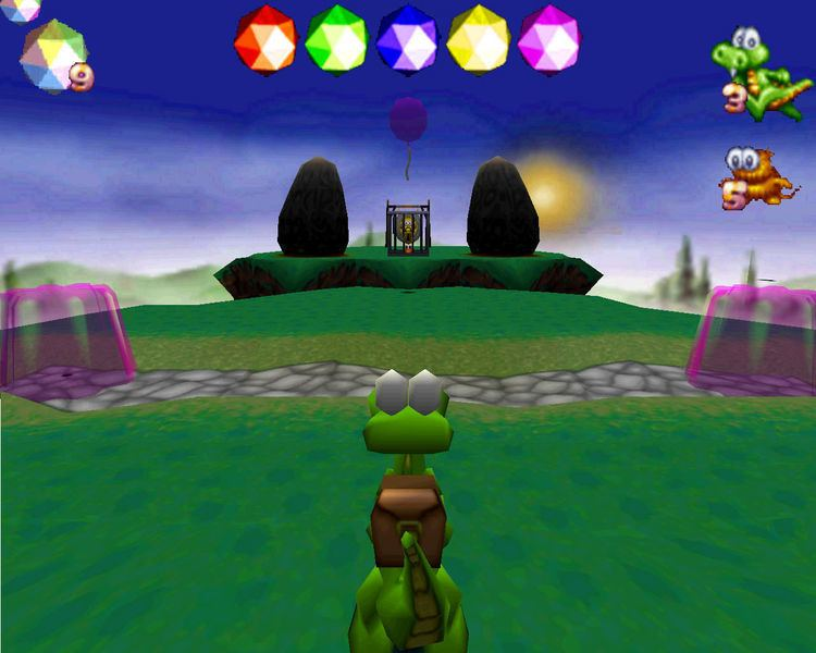 Croc: Legend of the Gobbos Croc Legend of the Gobbos ISO Windows Games Downloads The