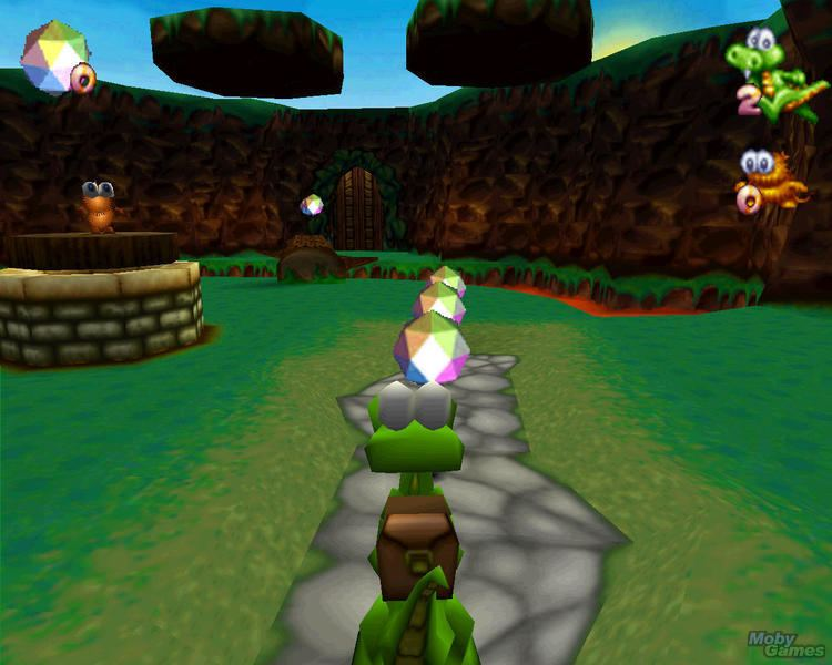 Croc: Legend of the Gobbos Croc Legend of the Gobbos U SLUS00530 ROM ISO Download for