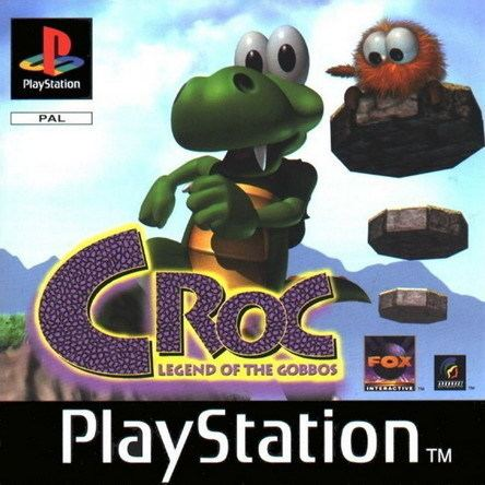 Croc: Legend of the Gobbos Croc Legend of the Gobbos E ISO lt PSX ISOs Emuparadise
