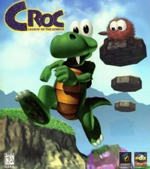 Croc: Legend of the Gobbos Croc Legend of the Gobbos Wikipedia