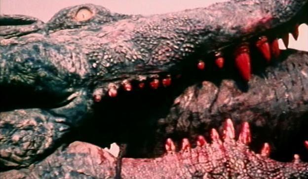 Crocodile (1980 film) At the Mansion of Madness Crocodile 1979