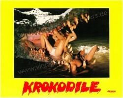 Crocodile (1980 film) vintagemoviepostersde Original Filmplakate Aushangfotos