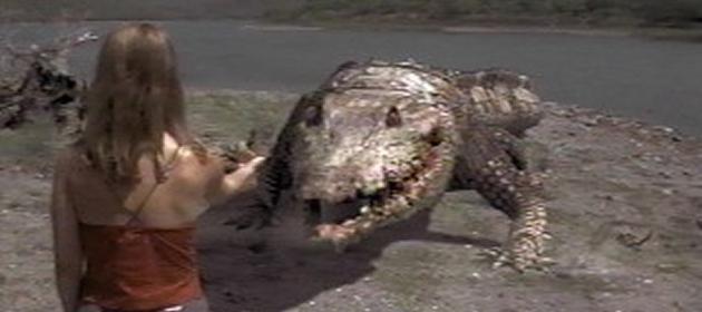 Crocodile (2000 film) movie scenes Tobe Hooper Crocodile 2000