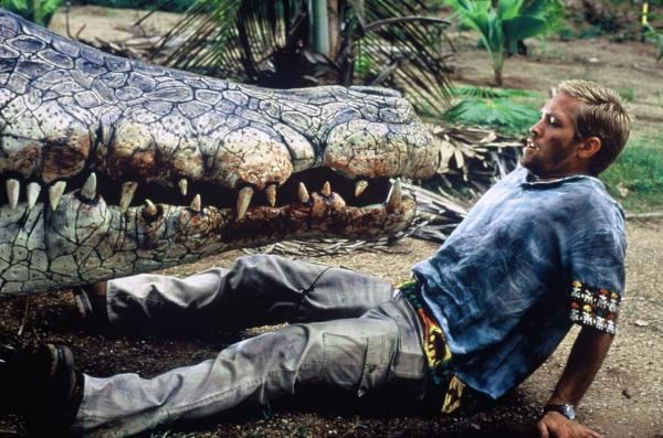Crocodile (2000 film) movie scenes The monster in the original movie returns with a vengeance Crocodile 2 Death Swamp has surprisingly good direction and acting but is marred by a clich d