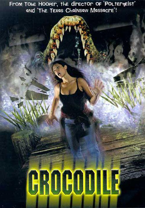 Crocodile (2000 film) movie poster