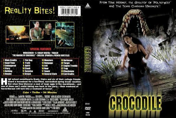 Crocodile (2000 film) movie scenes Crocodile 2000 Movie