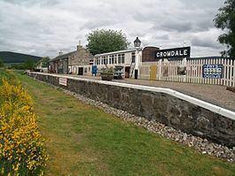 Cromdale railway station httpsuploadwikimediaorgwikipediacommonsthu