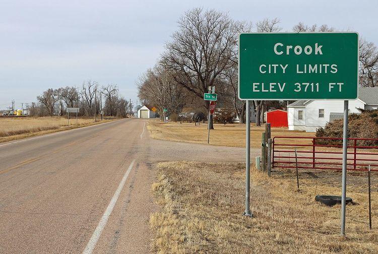 Crook, Colorado