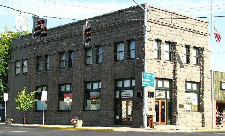 Crook County Bank Building