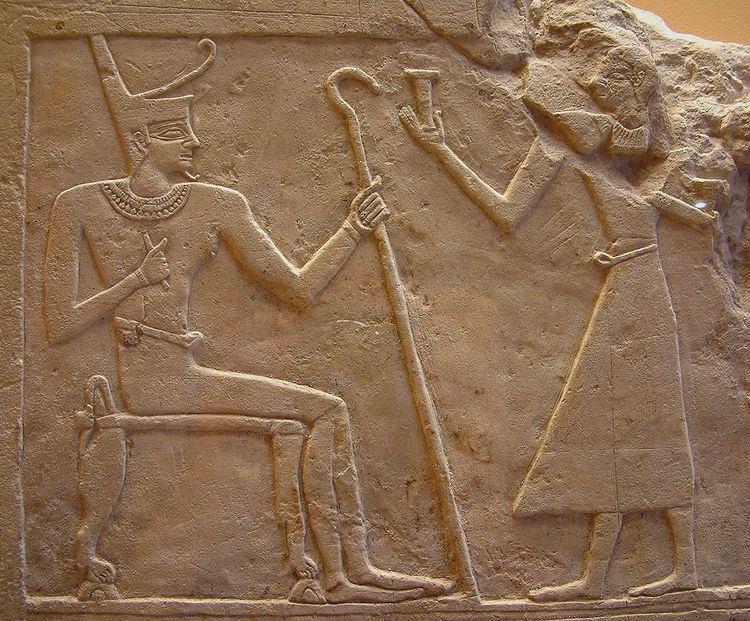 Crook-staff (Luwian hieroglyph)