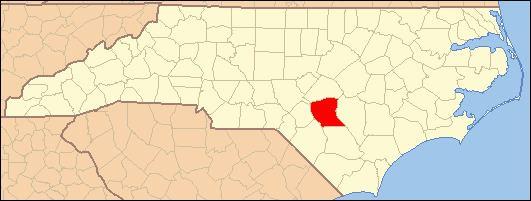 Cross Creek Township, Cumberland County, North Carolina