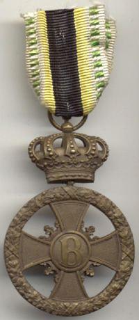 Cross for Merit in War