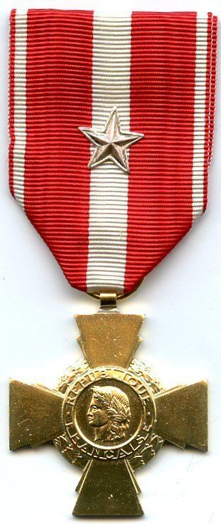 Cross for Military Valour