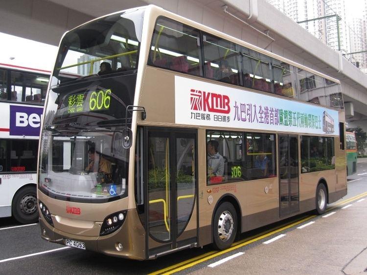 Cross-Harbour Bus Route 606
