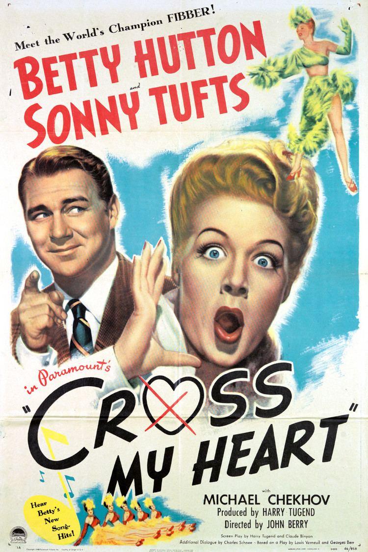 Cross My Heart (1946 film) wwwgstaticcomtvthumbmovieposters39158p39158