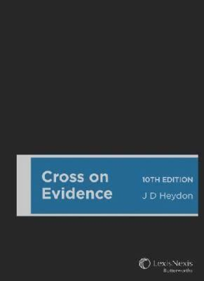 Cross on Evidence t3gstaticcomimagesqtbnANd9GcTrl21Idgzgl2V3tu