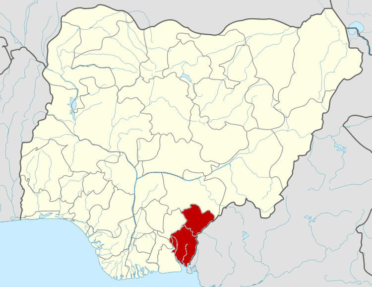Cross River State in the past, History of Cross River State