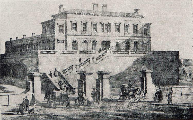 Crossens railway station