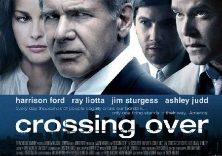 Crossing Over (film) Exclusive Crossing Over Poster Premiere Moviefone