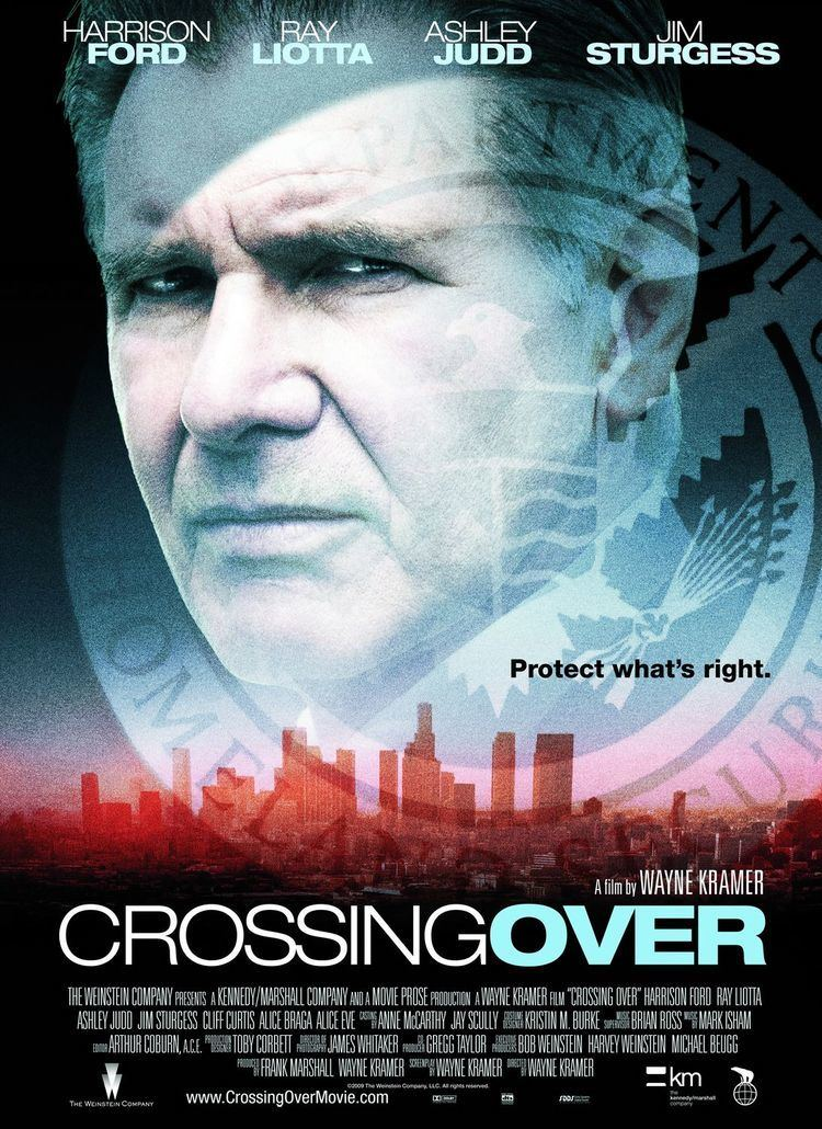 Crossing Over (film) Crossing Over Movie Poster 3 of 4 IMP Awards