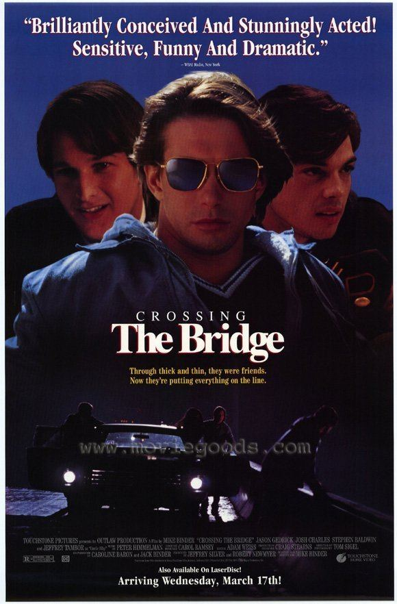 Crossing the Bridge All Movie Posters and Prints for Crossing the Bridge JoBlo Posters