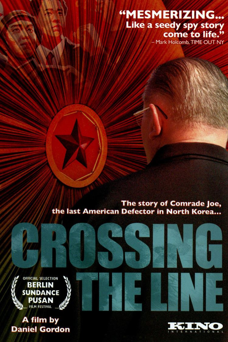 Crossing the Line (2006 film) wwwgstaticcomtvthumbdvdboxart194912p194912