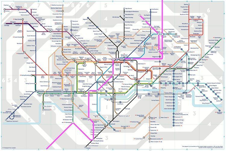 Crossrail 2 Mapped Crossrail 2 and a century of failing to bring London39s