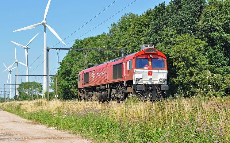 Crossrail Benelux