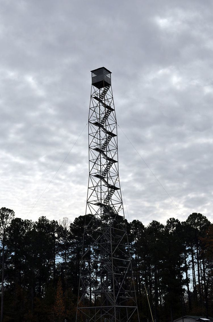 Crossroads Fire Tower