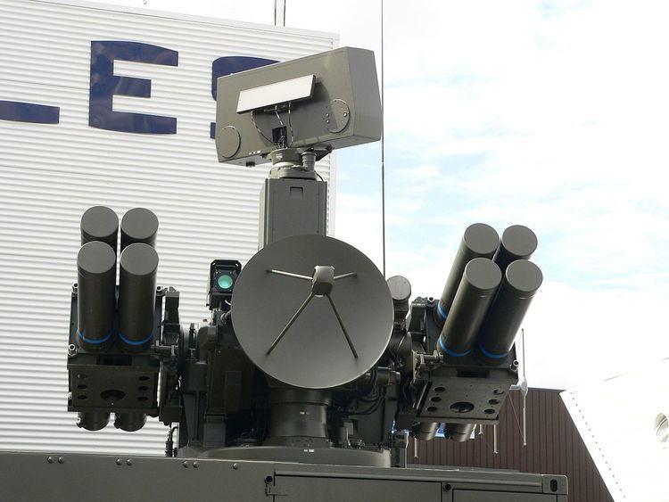Crotale (missile)