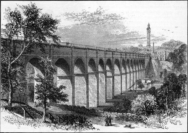 Croton Aqueduct Historic New York Old Croton Aqueduct Walking Tour ThoughtGalleryorg