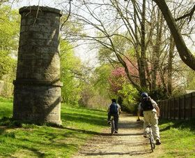 Croton Aqueduct Old Croton Aqueduct State Historic Park